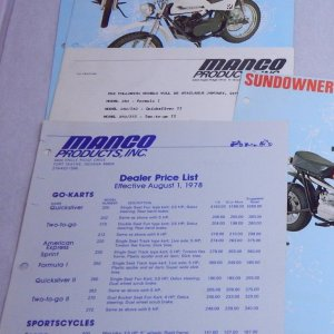 FOX/MANCO Brochures