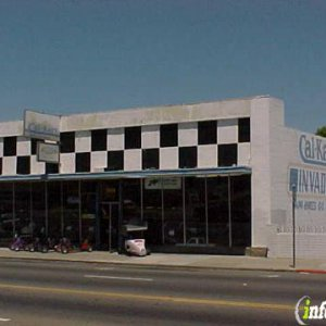 California Kart, is now Spin Cycle laundry mat; 994 1st St, San Jose, CA