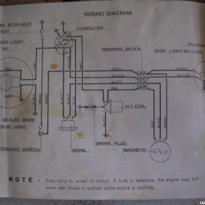 diagram | OldMiniBikes.com on