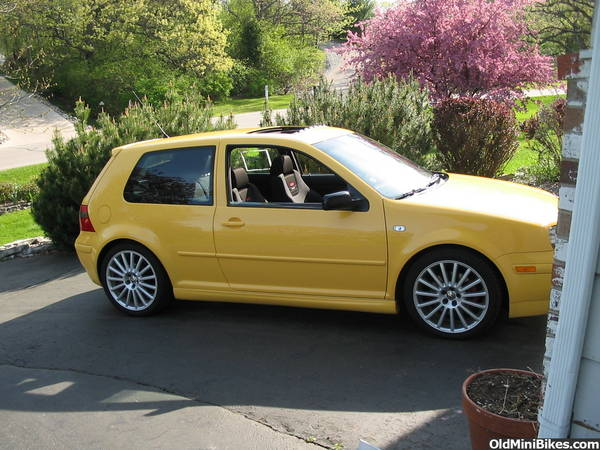 Vw gti th anniversary for sale