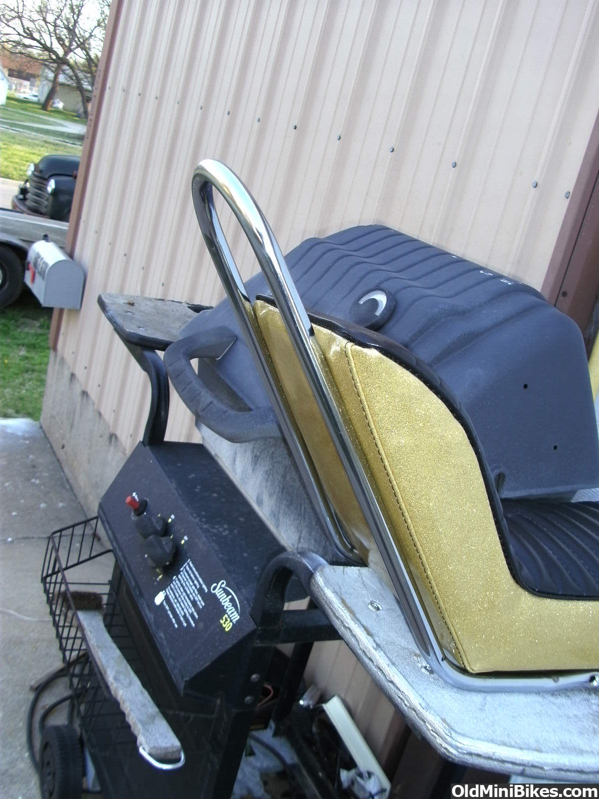 Cat Eliminator Mini Bike Seat : Cat clutch guard decal and paint code page