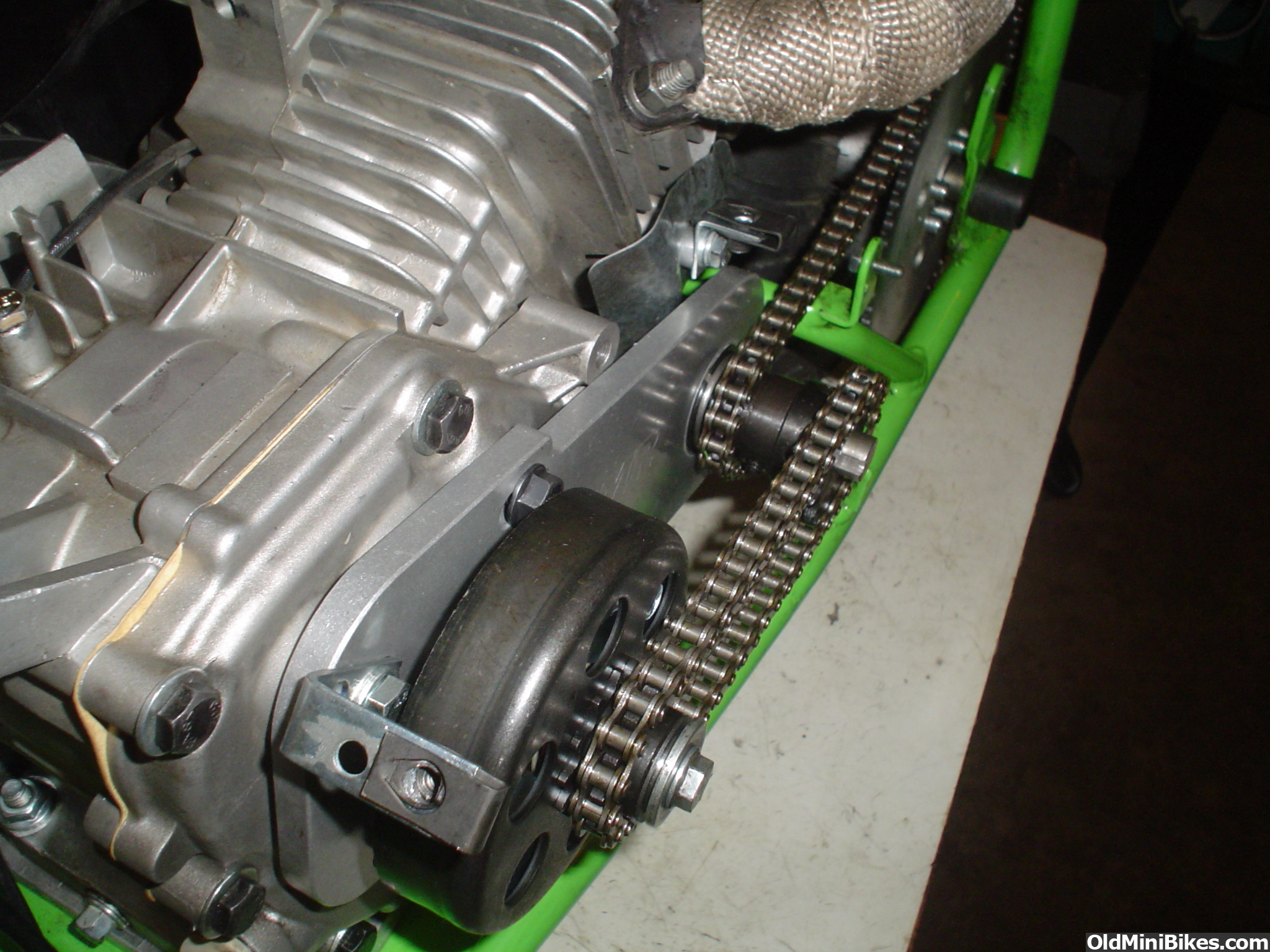 go kart gear ratio with jack shaft definition - hartford