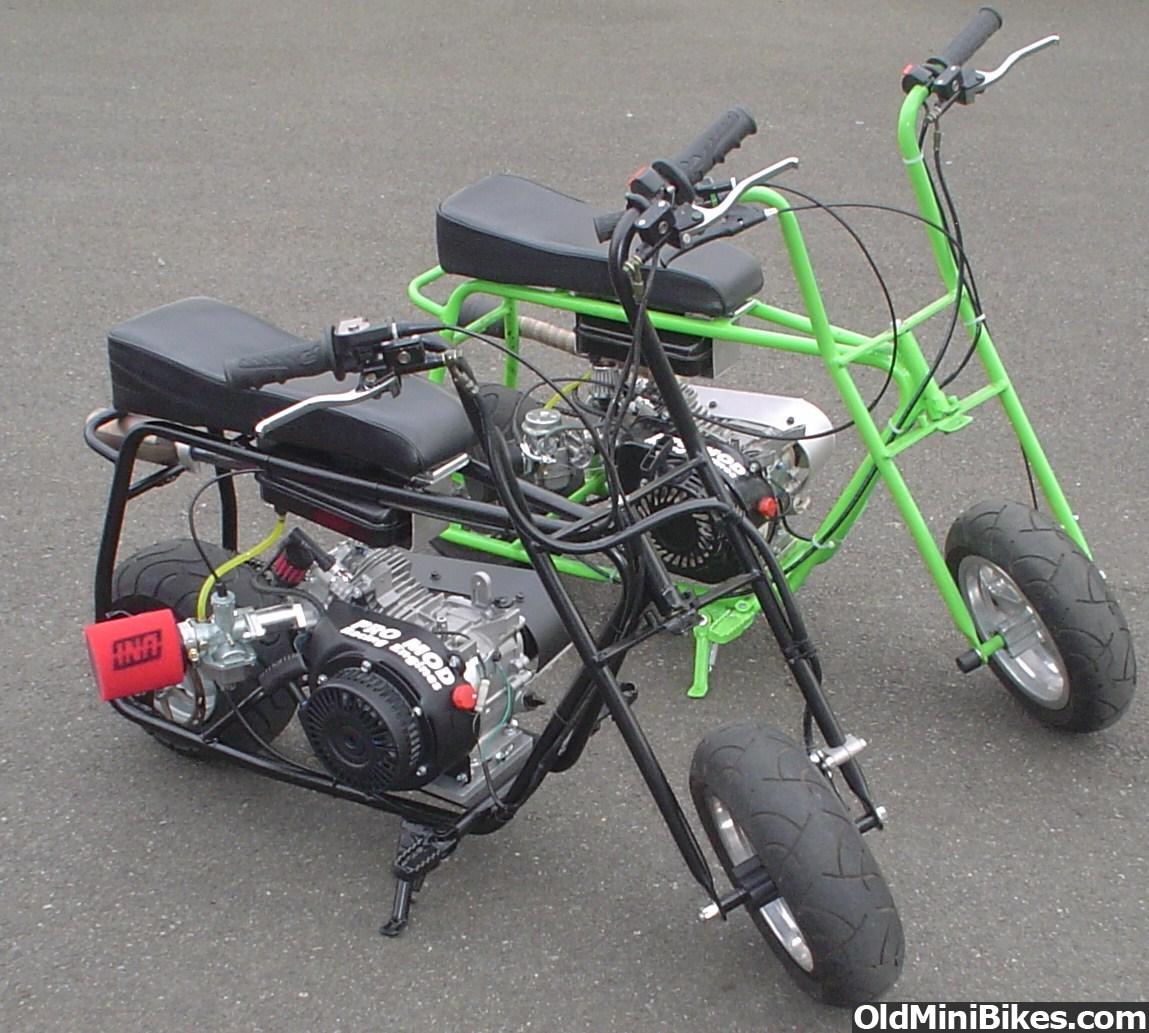 Mini Bike Accessories : Promodraceparts db mini bike project