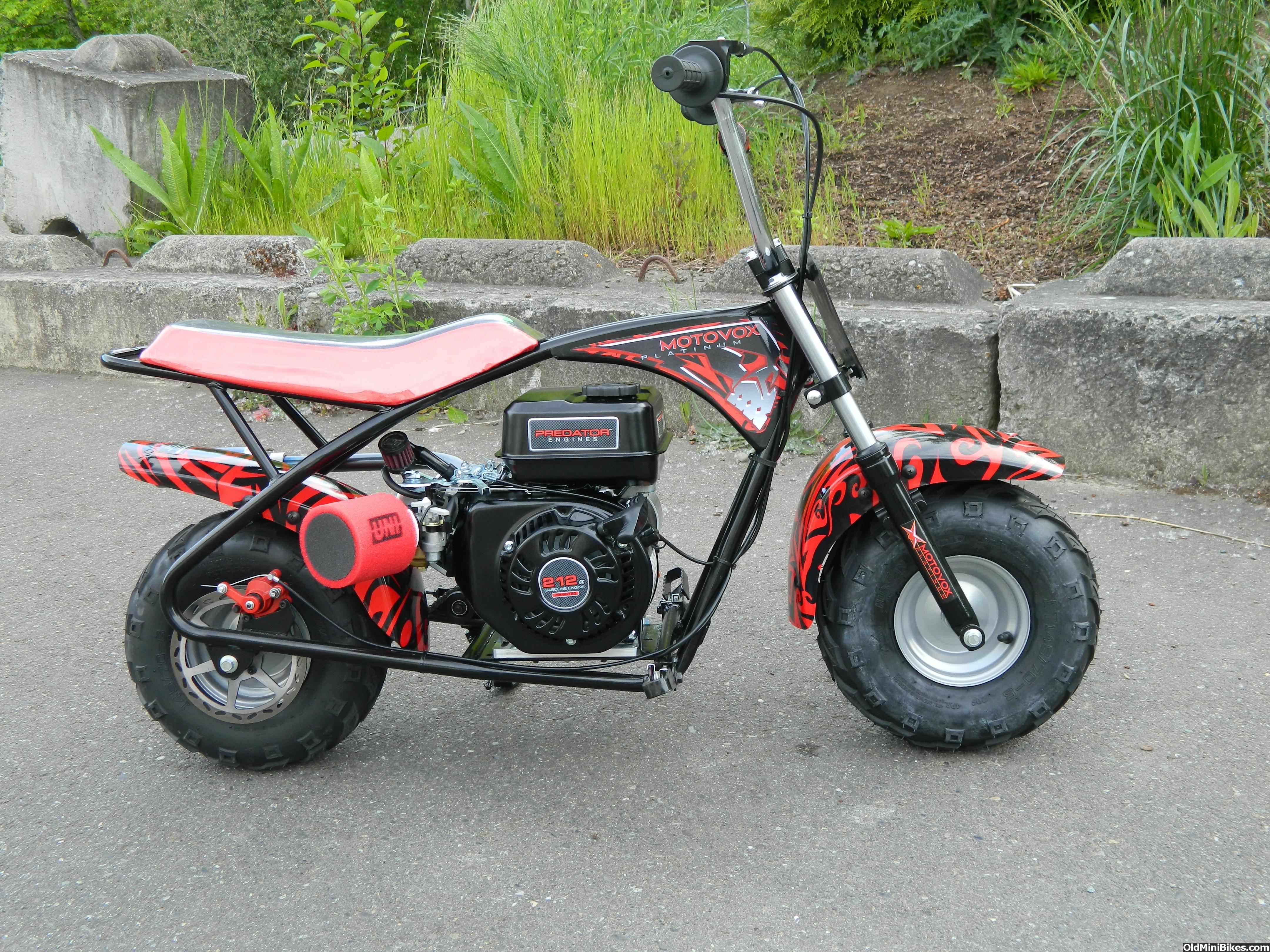 212 Predator Engine Mini Bike