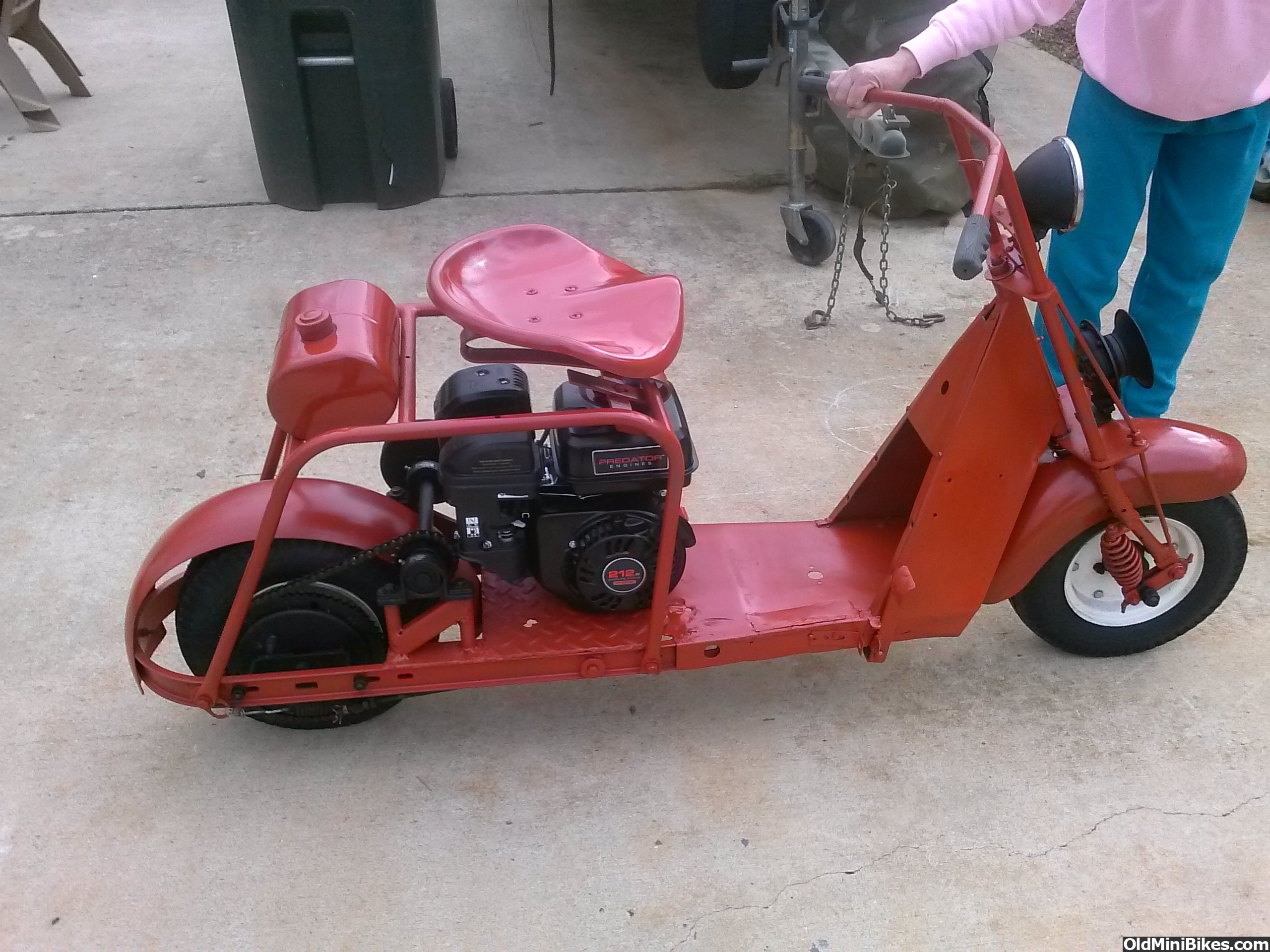 Motorized Scooter: Craigslist Motor Scooters