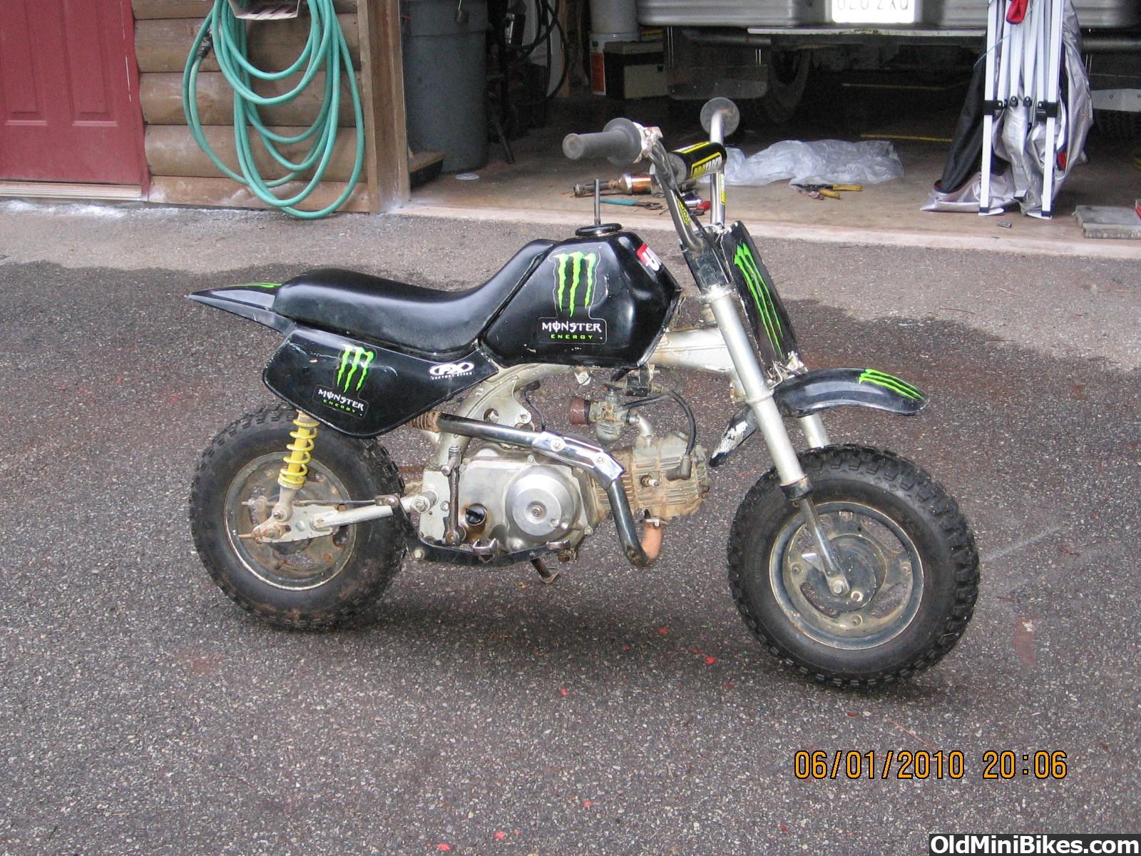 Img on Honda Trail 70 Craigslist