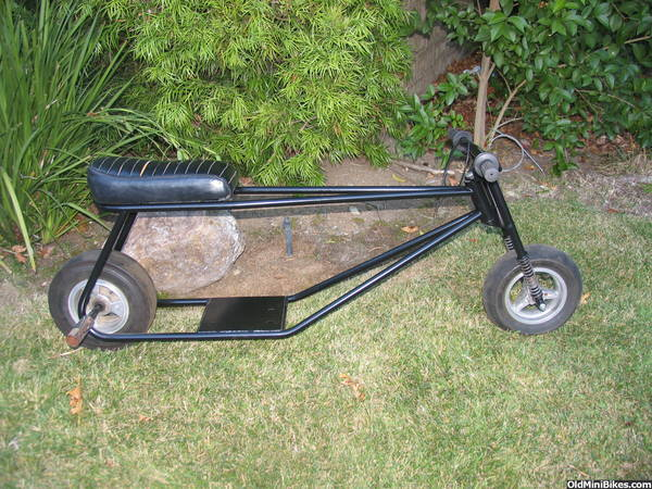 this genuine mini dragster just slap an hf in there and you will get all the girls 30000 obo or possible trade for swingarm bonanza