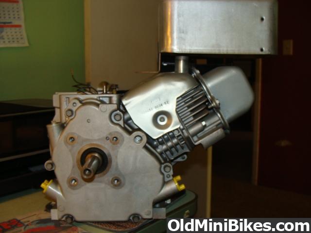Briggs Stratton Engine