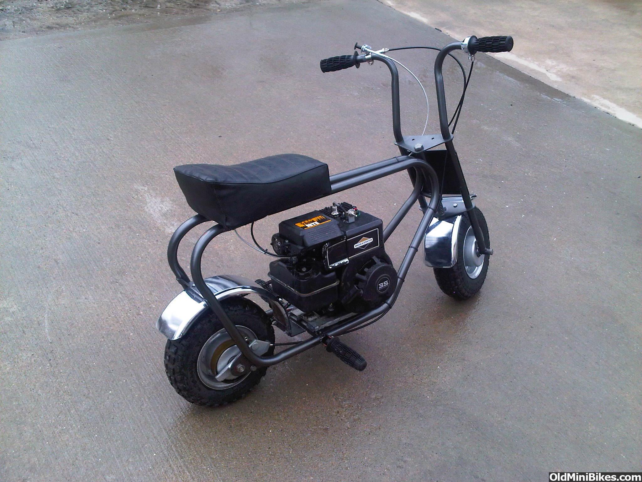 Mtd Mini Bike : Western flyer ss mtd