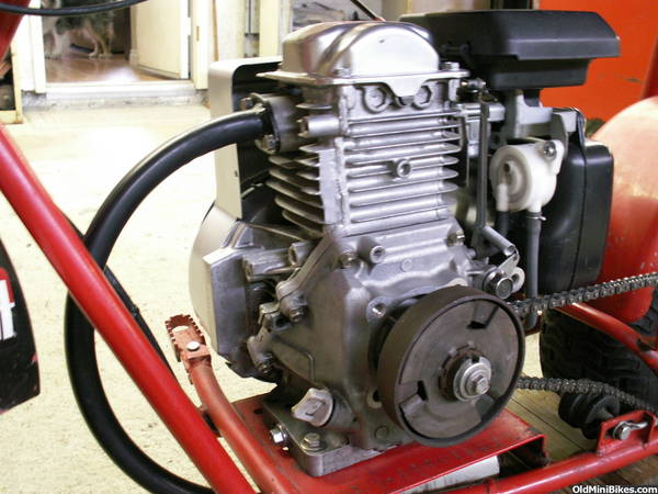 Honda Gc160 Fixed Or Manual Throttle Control