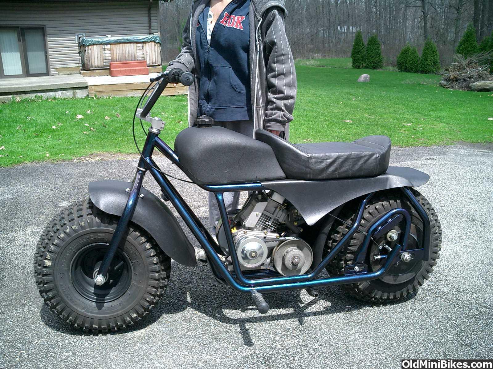 Manco Big Cat Mini Bike For Sale