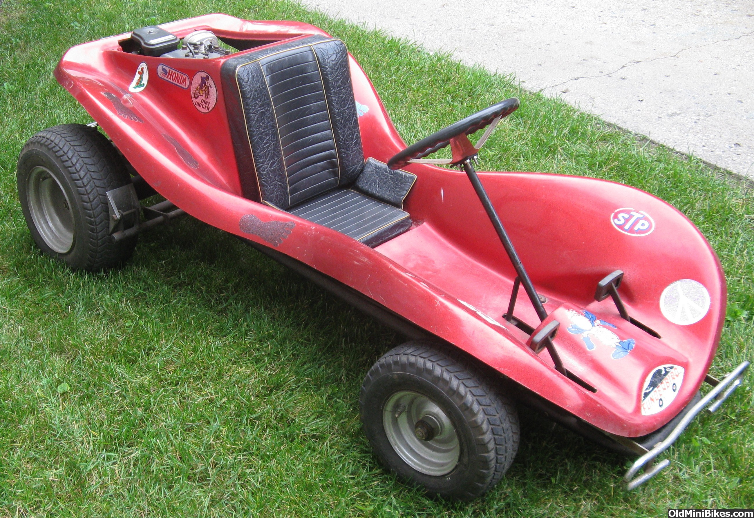 Help ID an old dune buggy go kart?| Off-Topic Discussion forum |