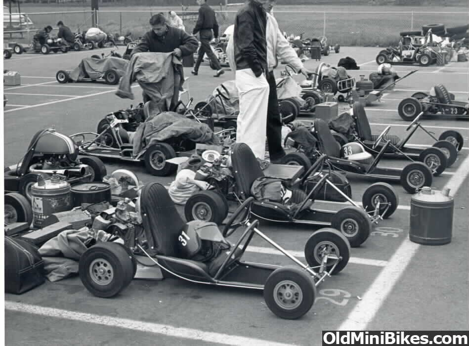 There quarter midget go kart for sale