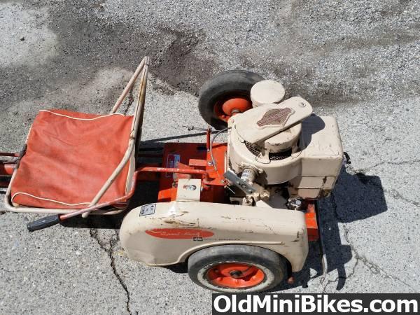 VINTAGE Fun Karts, Sidewalk Racers, Push Karts, Pedal Cars ...