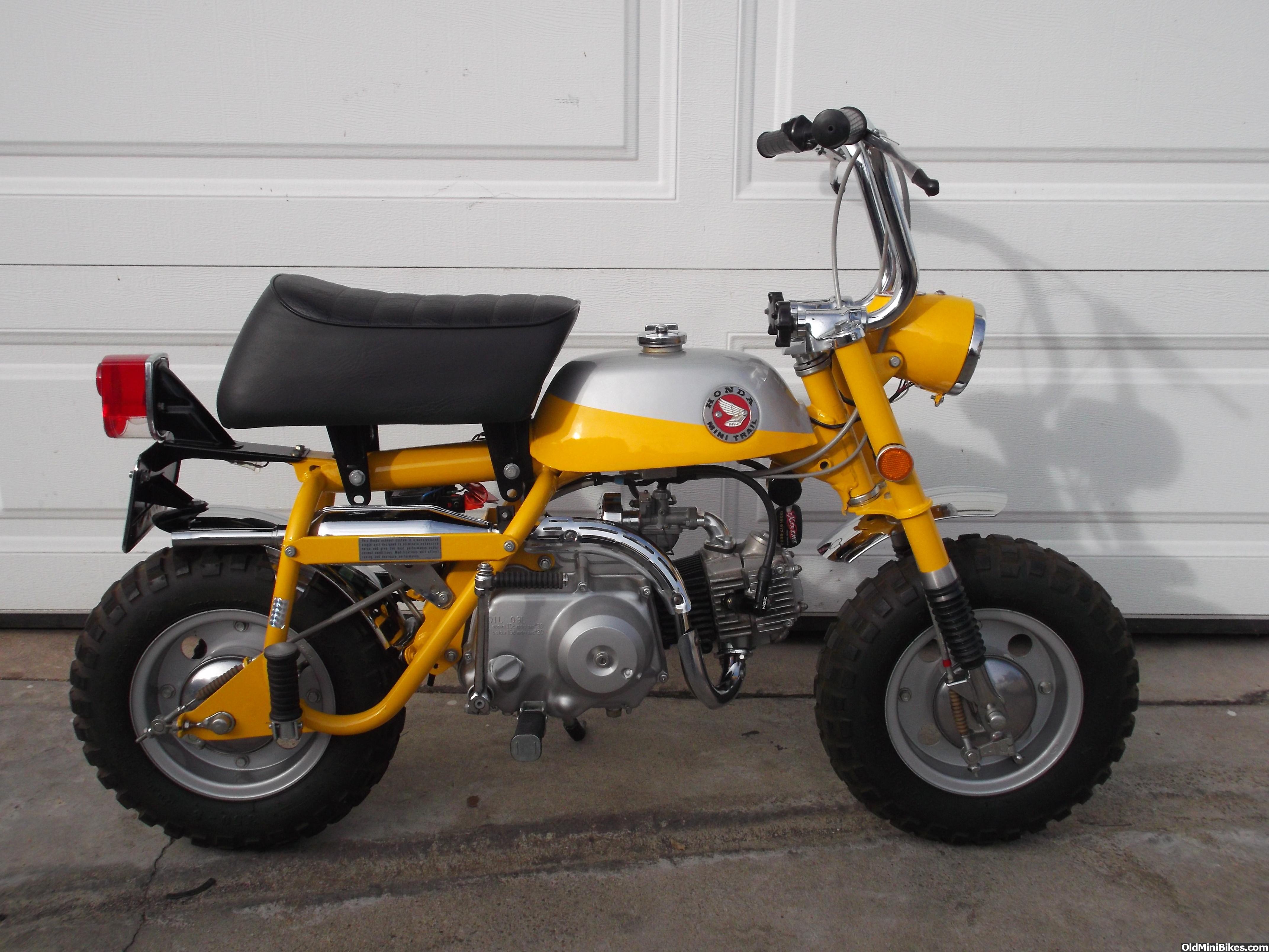 Favorite Mini Bike