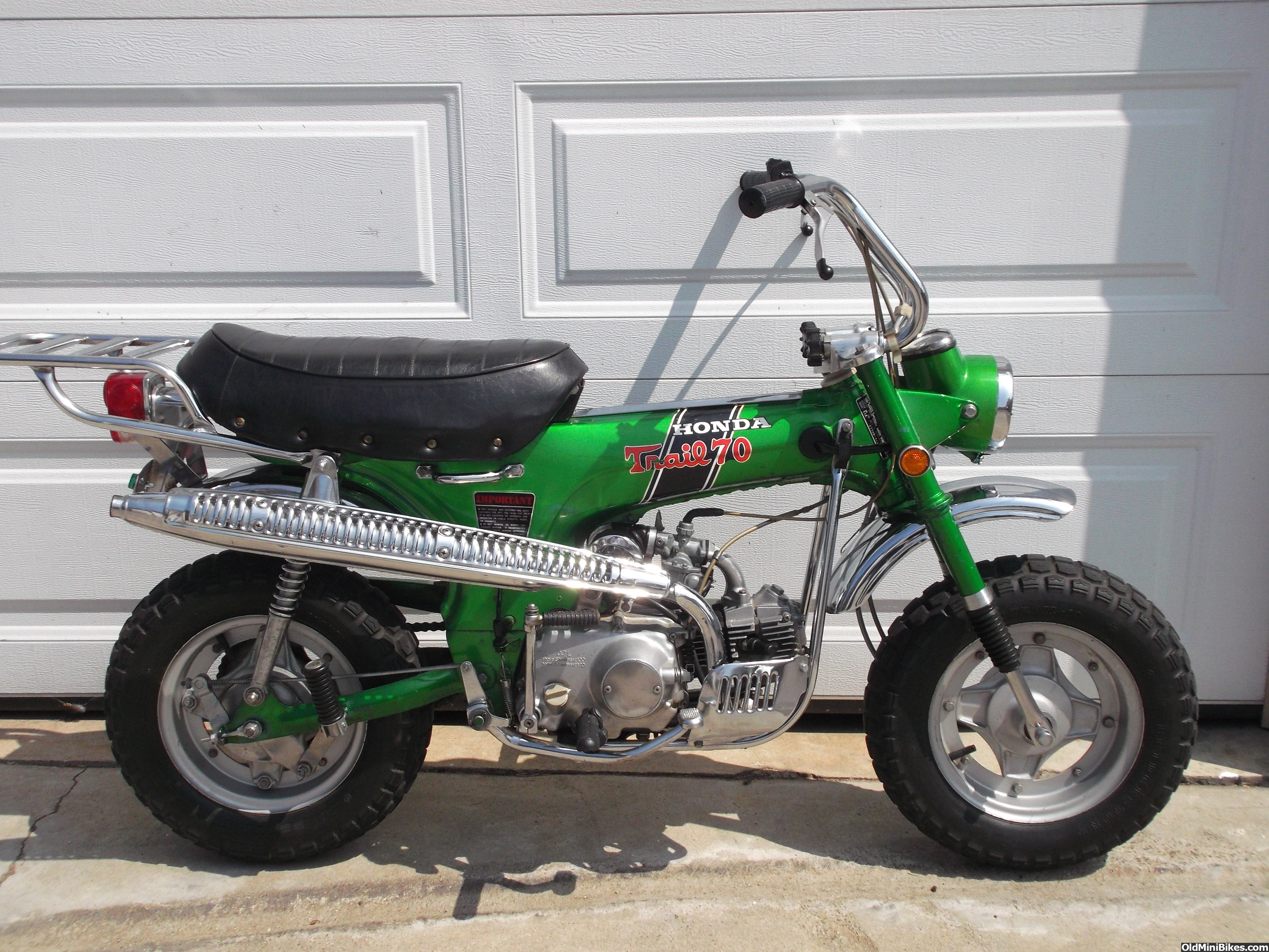 1970 Honda Ct70hhow Many Owned Or Have Riden A Trail 70 Ct70 Ct70h