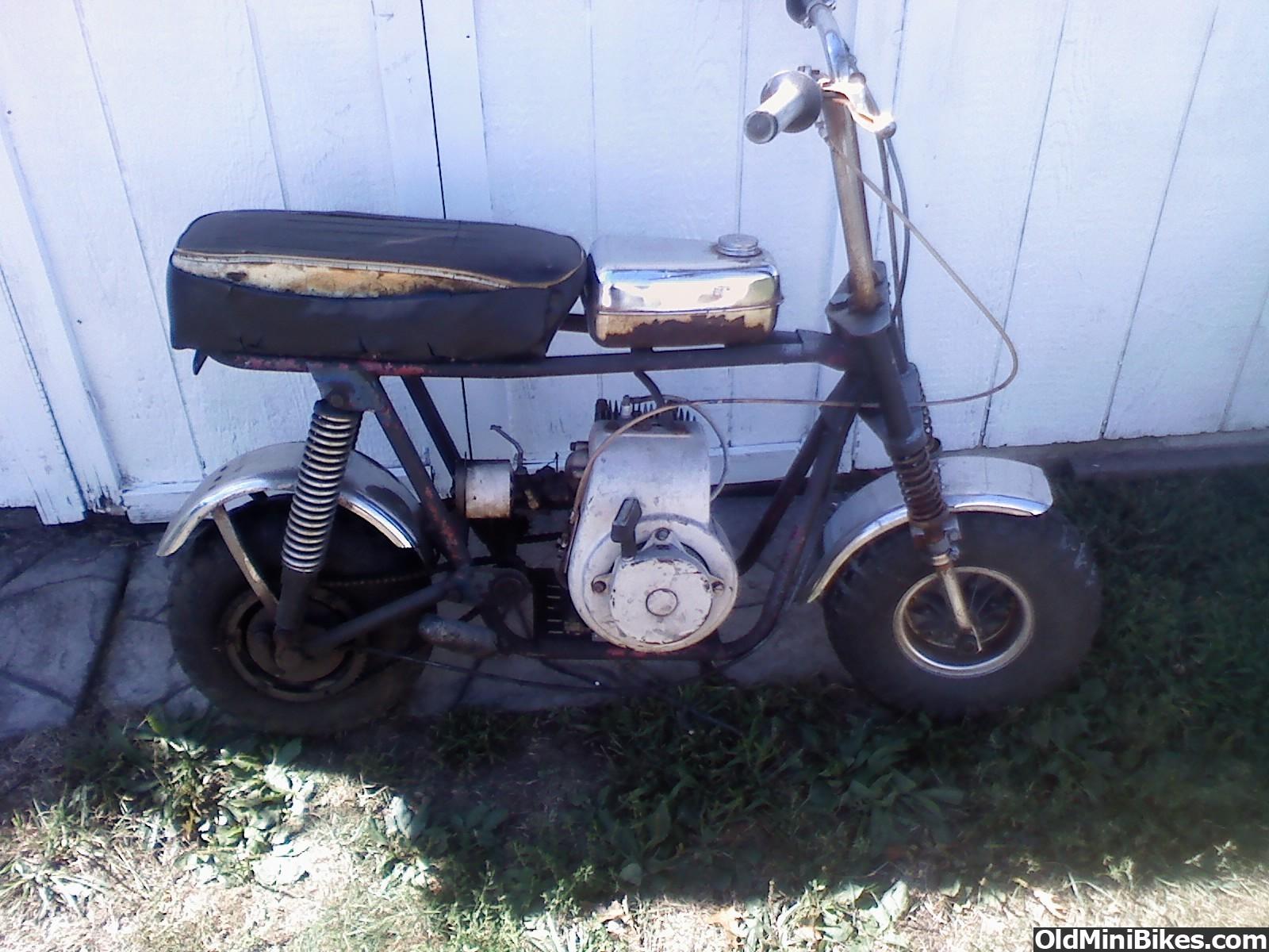 1969 Rupp Tt500 For Sale