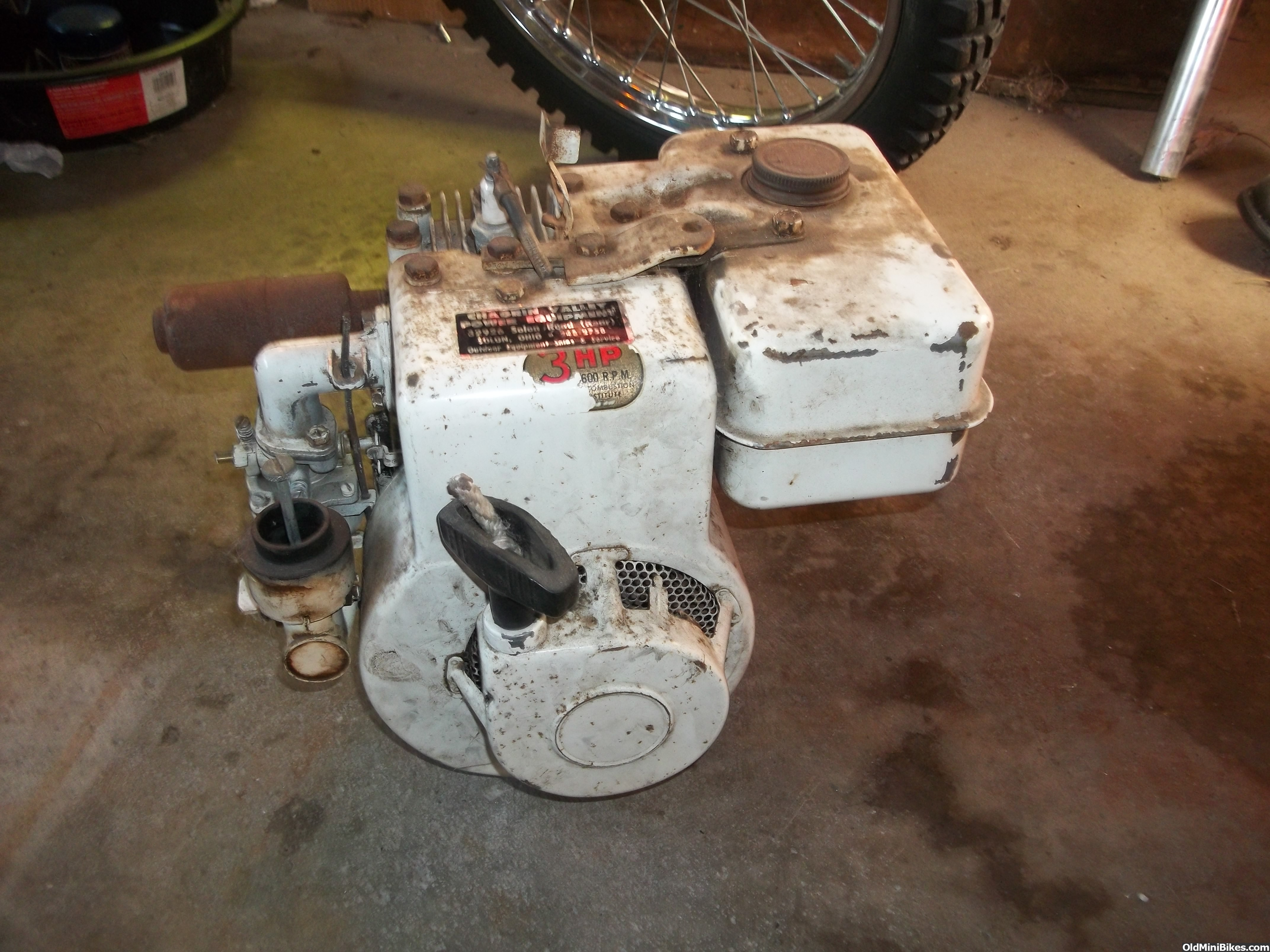 Looking For A 1967 3hp 4 Cycle Briggs And Stratton Model