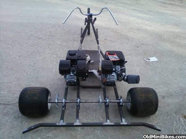 Ratbike 39 s twin engine super trike page 9 for M m motors creston iowa
