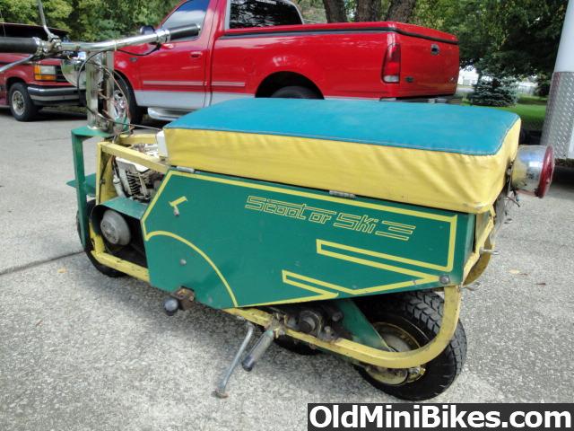 Pack Mule Mini Bike : The omb all terrain trail bike pack mule tote gote