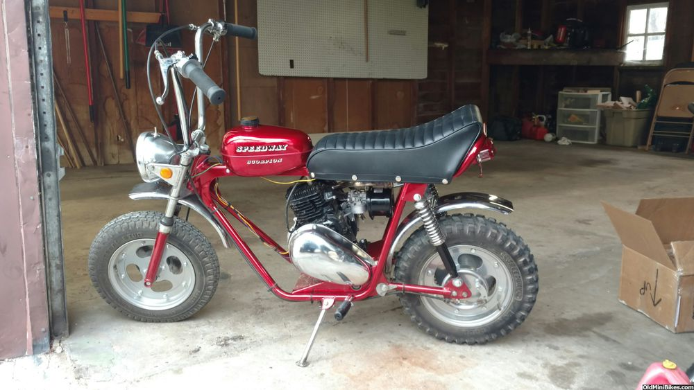 Picked Up Another 71 Speedway Scorpion Today