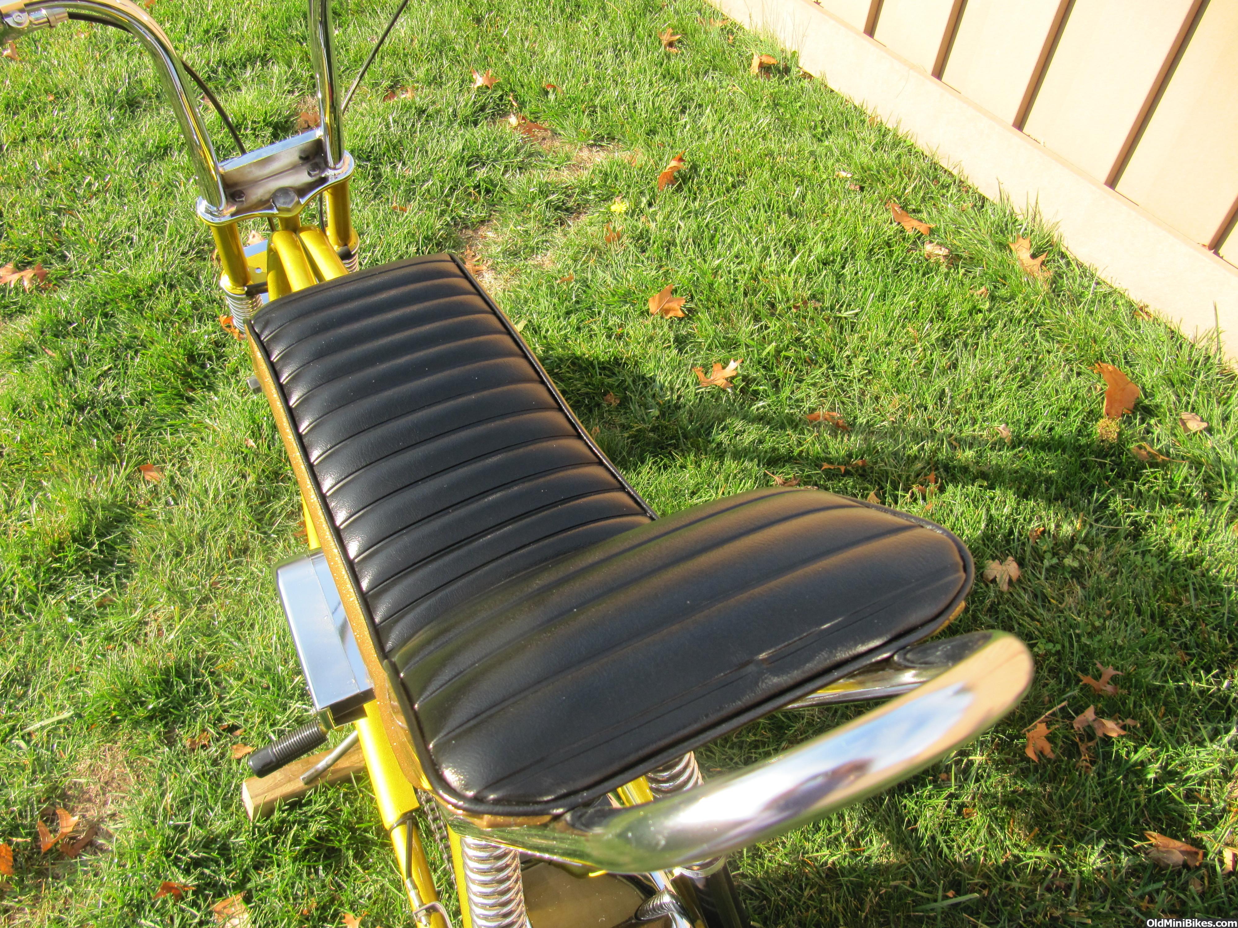 Cat Eliminator Mini Bike Seat : Cat dominator eliminator nos seat page