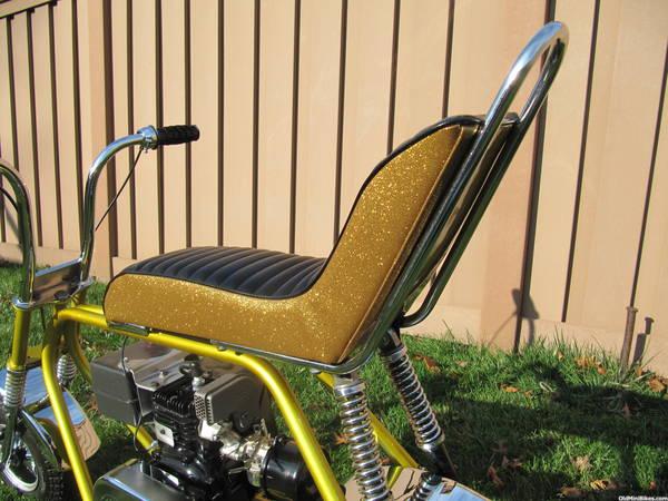 Cat Eliminator Mini Bike Seat : The official mini bike seat thread