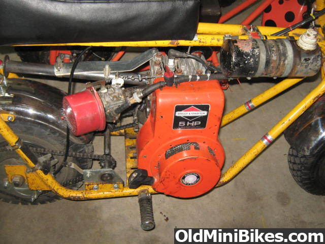 aftermarket carb for a 5 flathead | OldMiniBikes com
