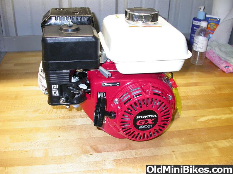 DB30 Honda GX200 project – Honda Gx200 Wiring