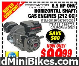 Predator 212 coupon - Gas heaters deals direct
