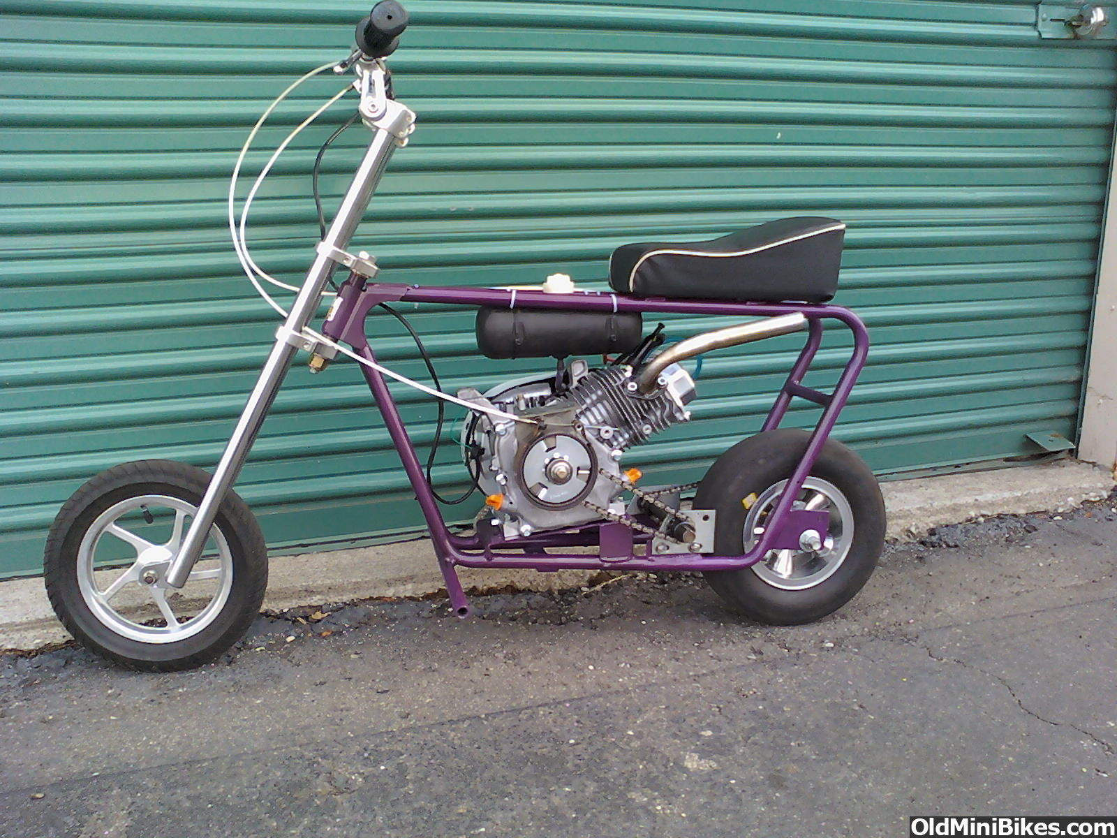 purple people eater mini bike. Black Bedroom Furniture Sets. Home Design Ideas