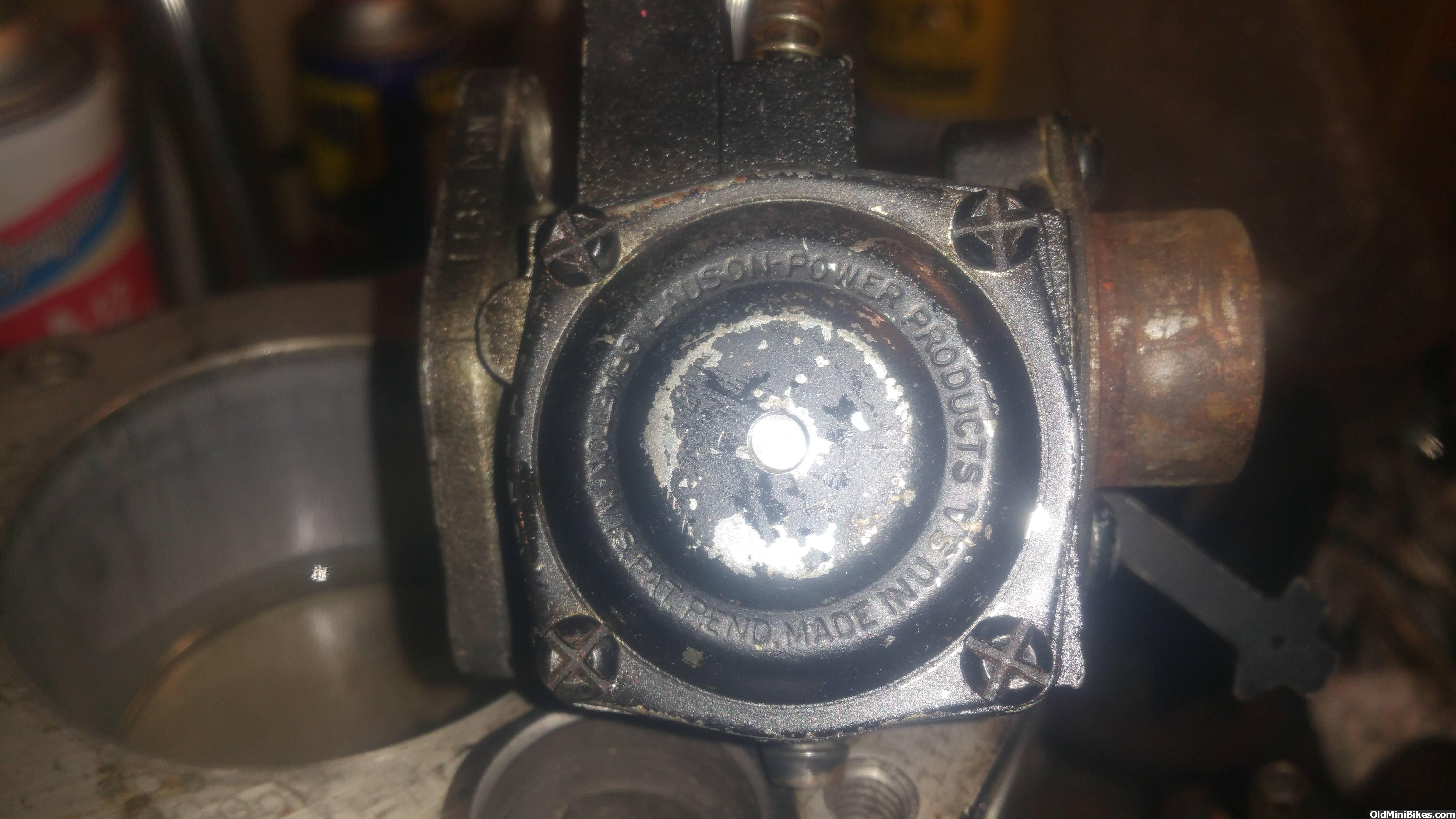 on Carburetor Parts