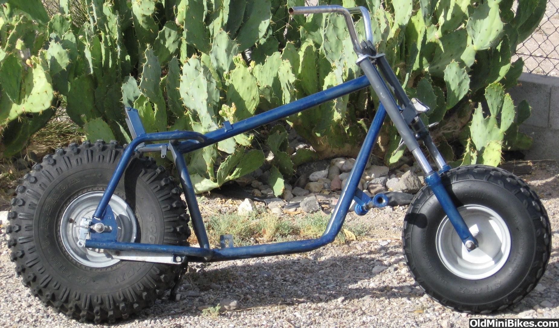 baja roller 125
