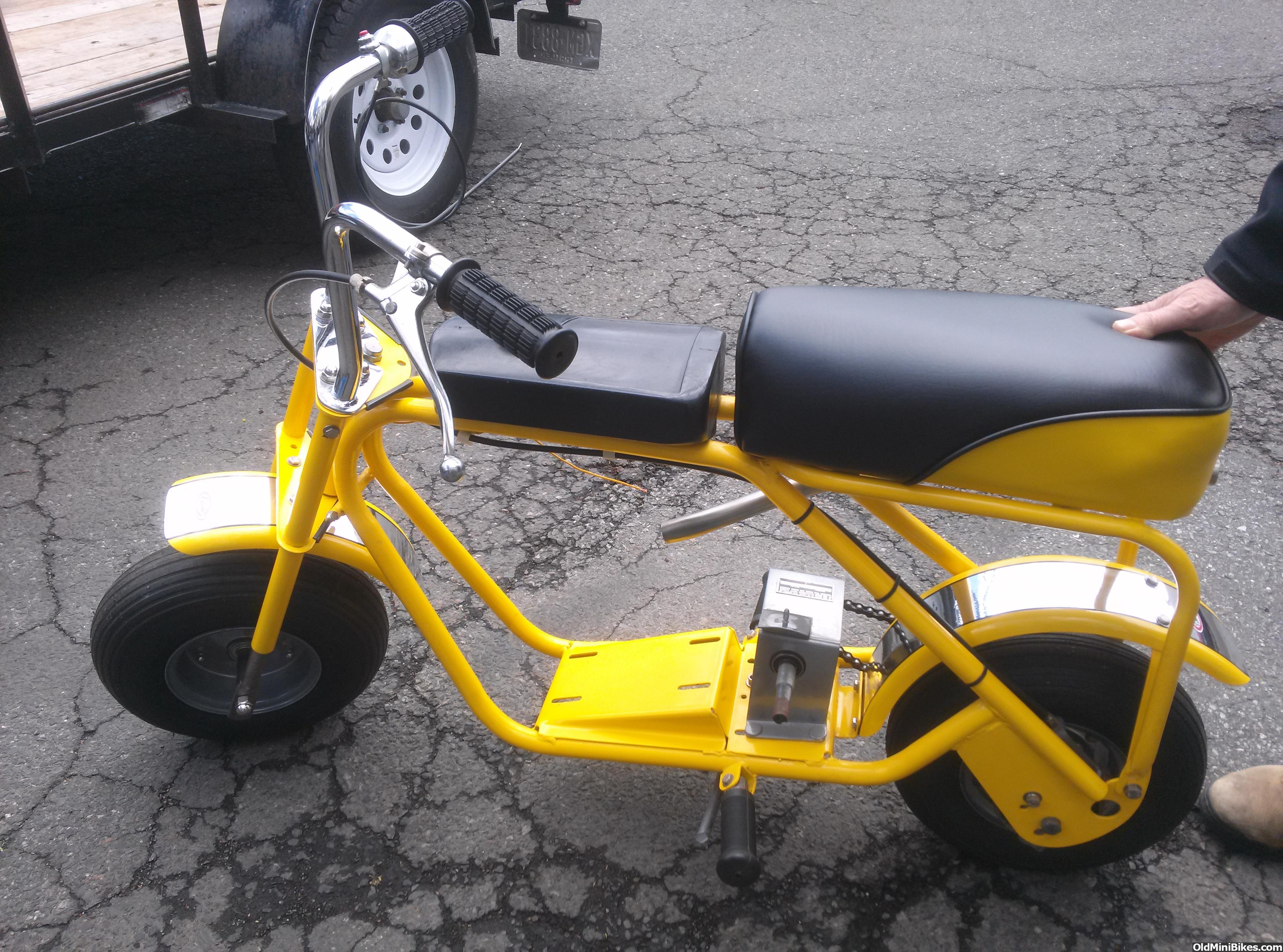 Mtd Mini Bike : Mtd columbia roller