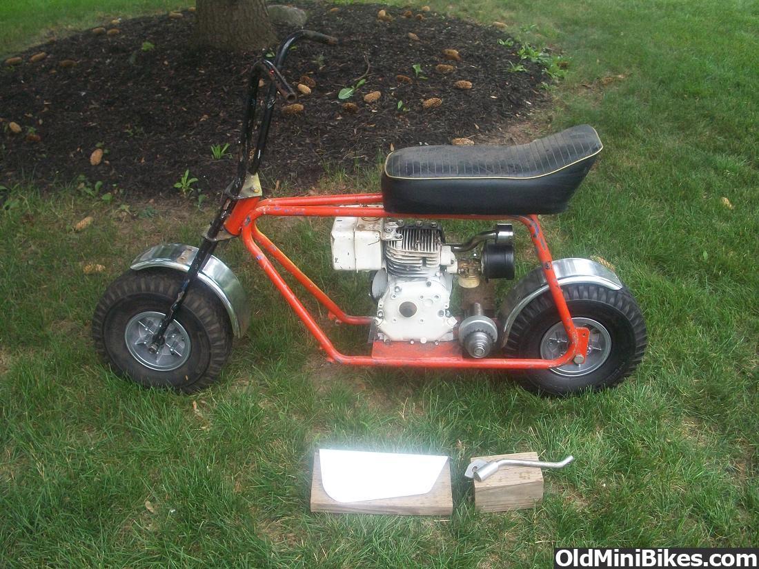 Charger Mini Bike Classic 1970's Mini-bike