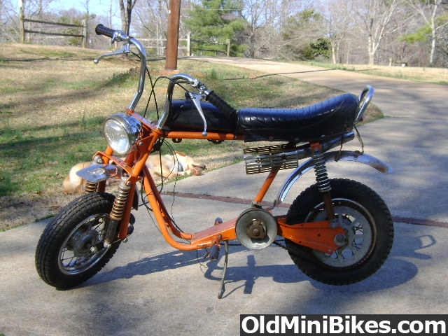 Mtd Mini Bike : Mtd trail flite ss pictures autos we