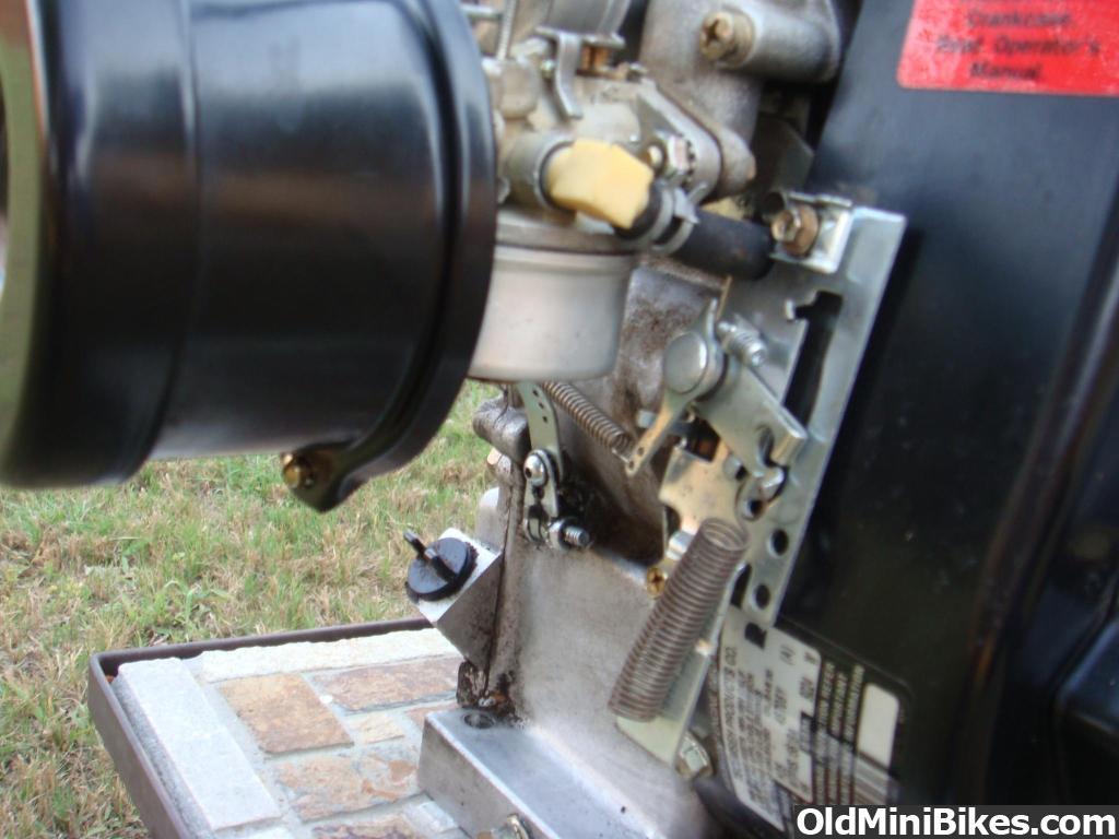 Tecumseh 5 Engine Carburetor Diagram Electrical Wiring Hp Throttle Hook Up Manual 8 Snowblower