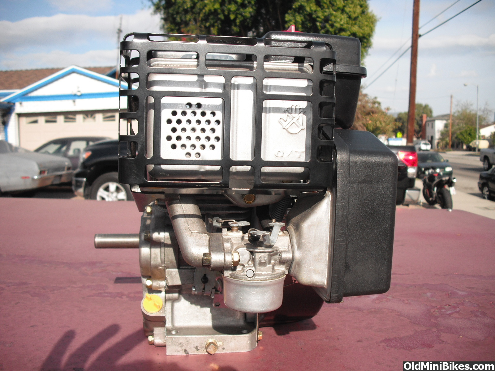 new tecumseh 5hp engine