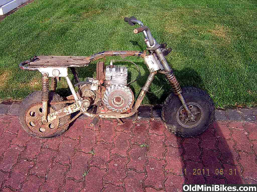 Answered: Classic Barn find