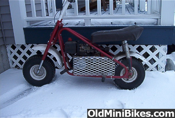 Bikes Craigslist Vermont I think it is a Heald VT