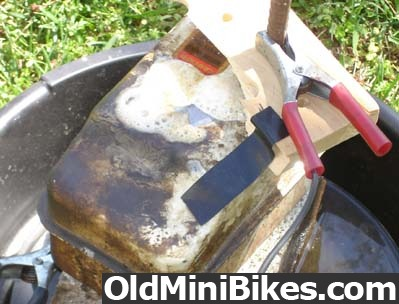 Home Made Electrolysis Machine(Picture Heavy) | OldMiniBikes com