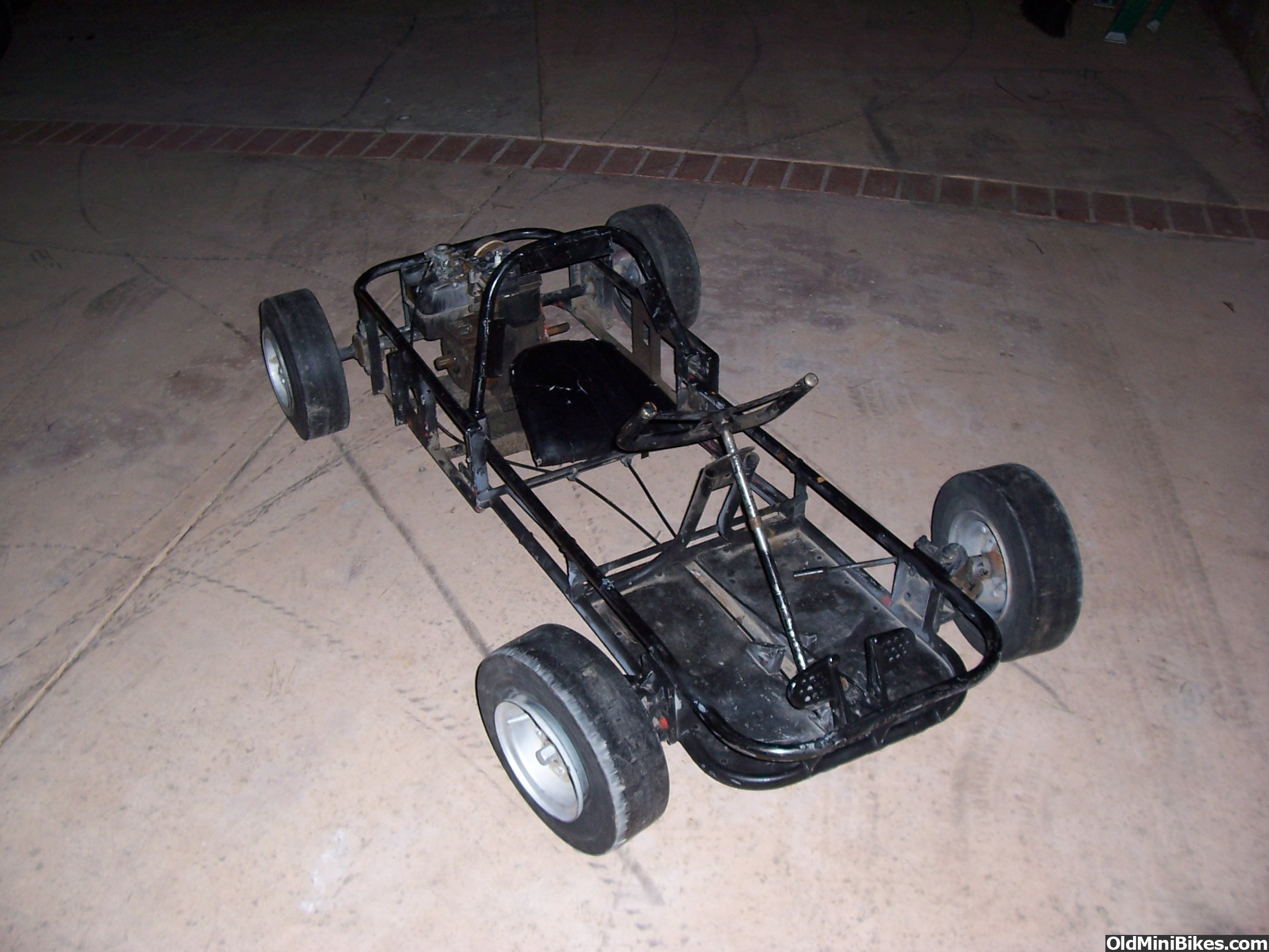 Vintage Go Kart Frame 49
