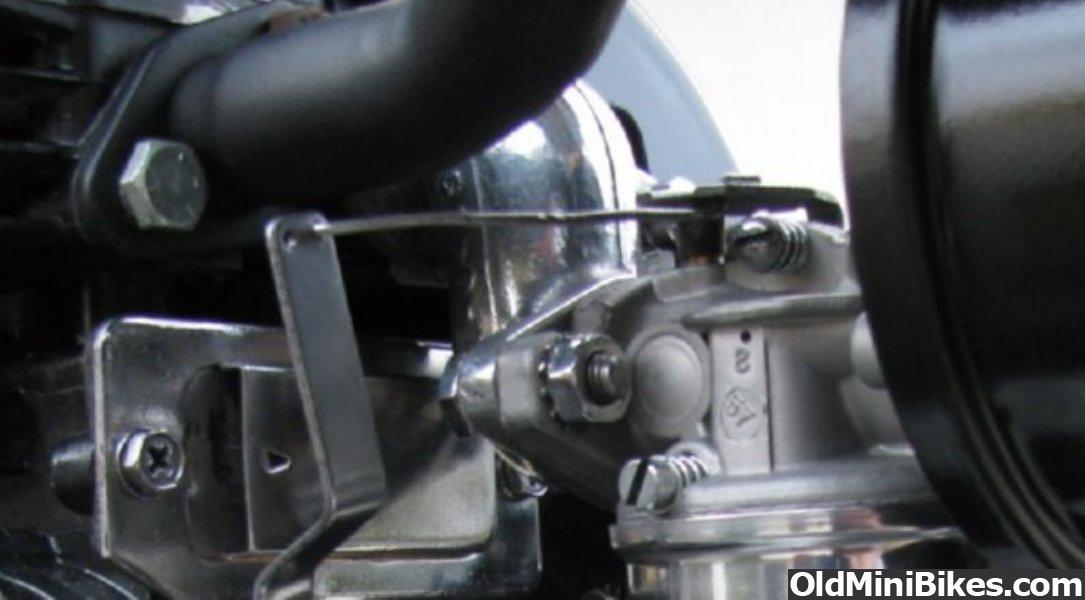tecumseh throttle hook up