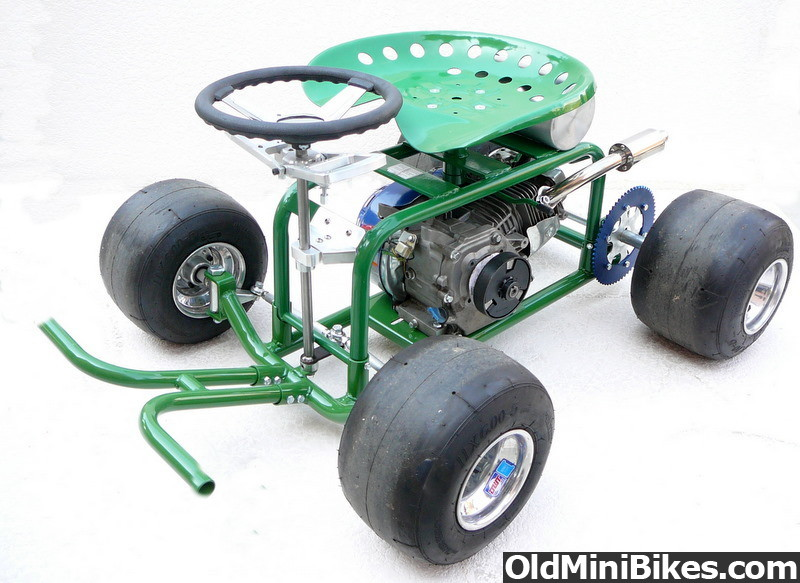 Bar Stool Racer PicsTaking A Spin On A Barstool Racer  : green racer from algarveglobal.com size 800 x 583 jpeg 134kB