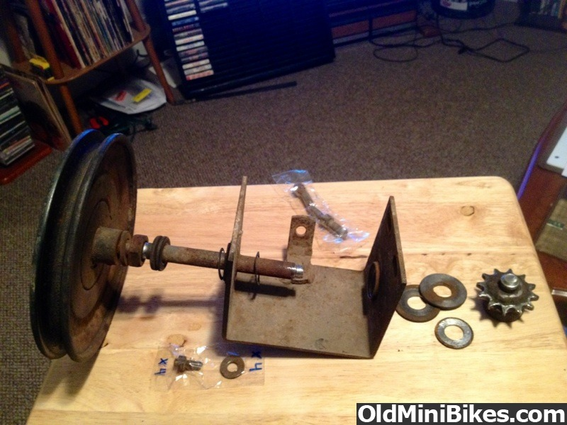 BGW Tri-Rod restoration thread   | OldMiniBikes com