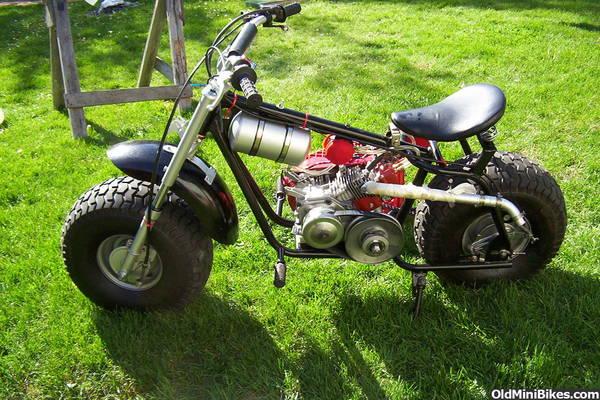 Baja Mini Bike Seat : Baja mini warrior parts page