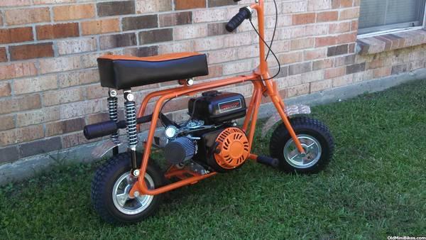 Mini Bike Seat Shocks : Seat suspension