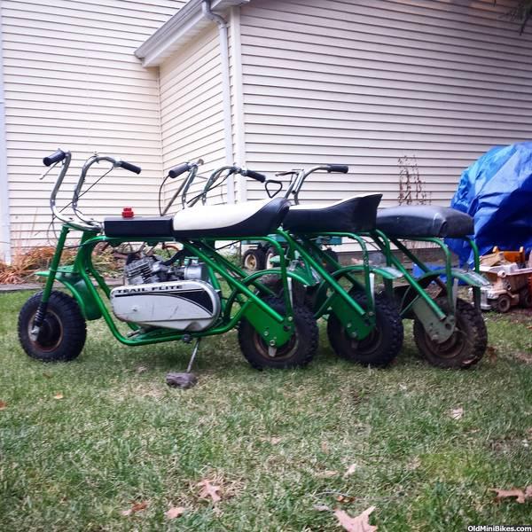 Mtd Mini Bike : Mtd