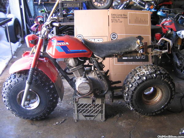 TPC 450 Hybrid Three-Wheeler Test « ATV On Demand