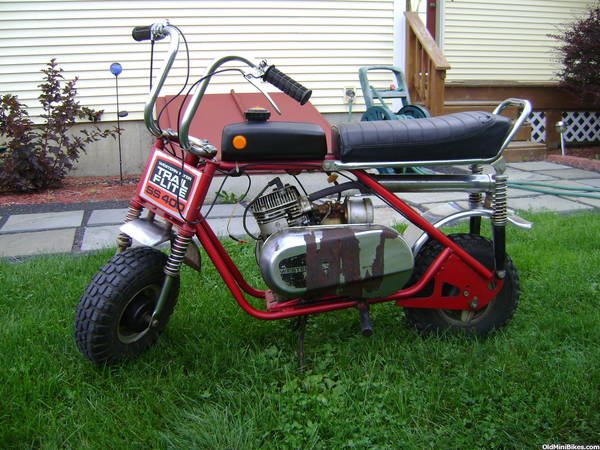 Mtd Mini Bike : Montgomery ward mtd